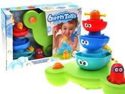 SHOWER Cheerful colorful toy bath ZA1662