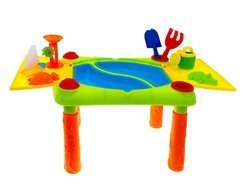 Sandbox table + molds for sand 2in1 ZA1015
