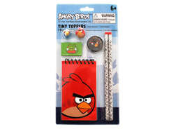 School set Angry Birds 7 p. notes ZA0947