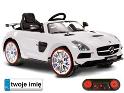 Sports car Mercedes SLS AMG 3 speed PA0105