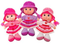 Susan Doll hat rag doll 36cm ZA0777