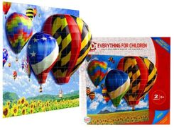 THREE DIMENSIONAL PICTURE PUZZLE ZA0633