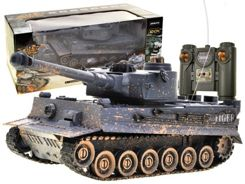 Tank BATTLE TANK TIGER 103 1/28 RC0375
