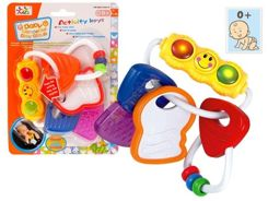 Teether rattle keys for infants ZA1176