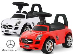 The first Mercedes SLS AMG Ride pusher PAA0099