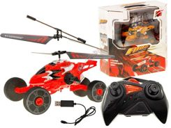 The new helicopter with wheels and autopilot r / c RC0314