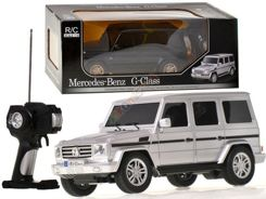 Toy car on REMOTE CONTROL MERCEDES BENZ G - CLASS Scale 1:18 RC0115