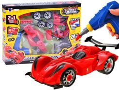 Turn Toy Rally racer screwdriver ZA1665