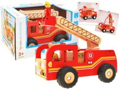 UNITED Fire Department fire truck WOOD ZA1809