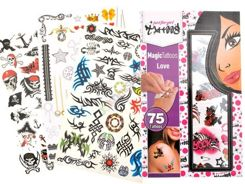Washable tattoos for girls and boys ZA1365
