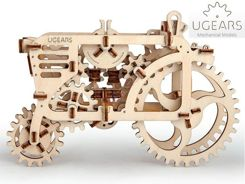 Wooden tractor moving 3D Puzzle GEARS FOR 1452