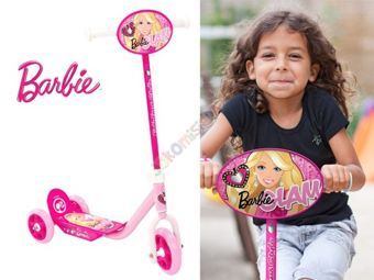 Barbie 3 wheel scooter for girls SP0307