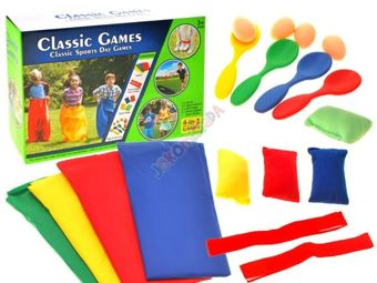 Colored bags for jump racing set SP0365