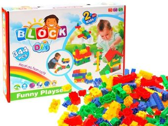 2in1 color BLOCKS 2 models 344 ele ZA1702