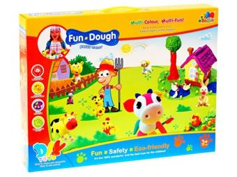 A large set of farm Dough ZA1254