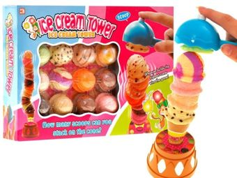 Arcade game ice cream tower ZA1394