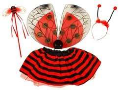 Butterfly Wings Magic Wand Headband skirt ZA0884