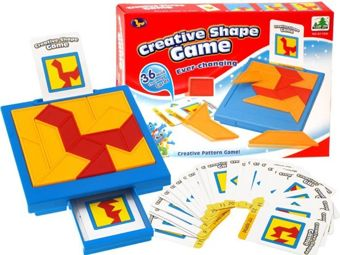 CREATIVE GAME JIGSAW GR0070