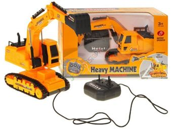 Controlled Excavator on tracks Kopara RC0204