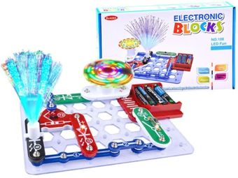 LITTLE ELEKTRONIK glowing educational kit ZA1626