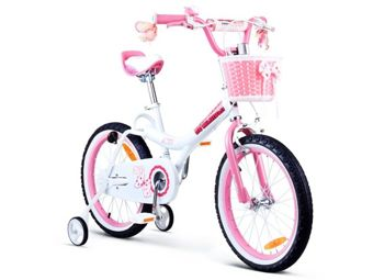 Royal Baby Jenny Bike 16 inch basket bell RO0104