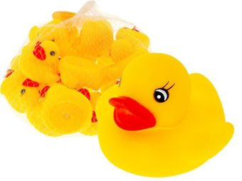 Rubber duck bath toy 20pcs. ZA1163