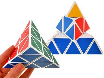 TRIANGLE jigsaw puzzle arcade game GR0225