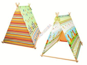 The Children's Cottage Garden Tent Teepee Tipi SP0260