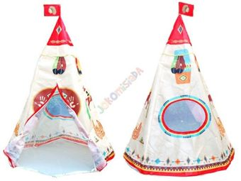 Wigwam tepee tent to play in Indian ZA1115