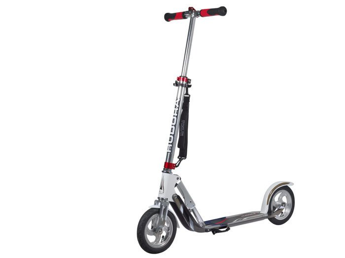 scooter hudora big wheel pneumatic wheels 14005 sport for children scooters toys for girls. Black Bedroom Furniture Sets. Home Design Ideas