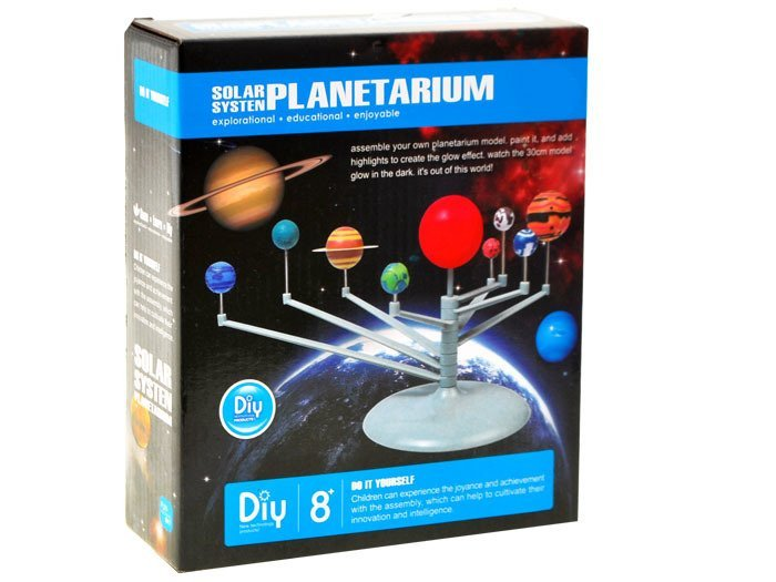 build a solar system online - photo #2