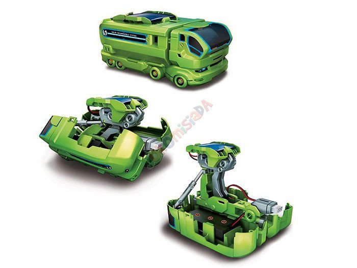 Creativity Toys For Boys : Creative set solar vehicles in toy cars za toys