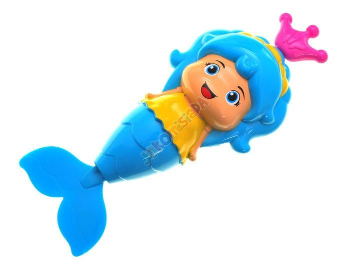 Mermaid Doll Fetched To Swim Za1498 Toys Figures 3 4 Years Toys For Girls 5 7 Years Stary Opis