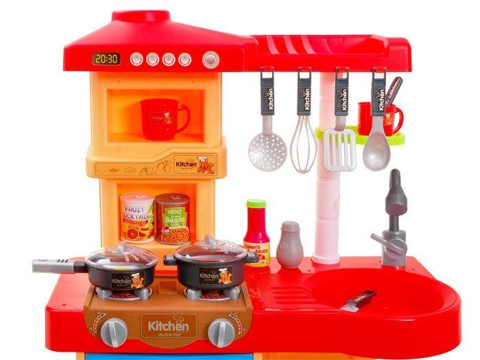 Set of kitchen oven dishwasher sound za2003 toys for Kitchen set for 2 year old boy