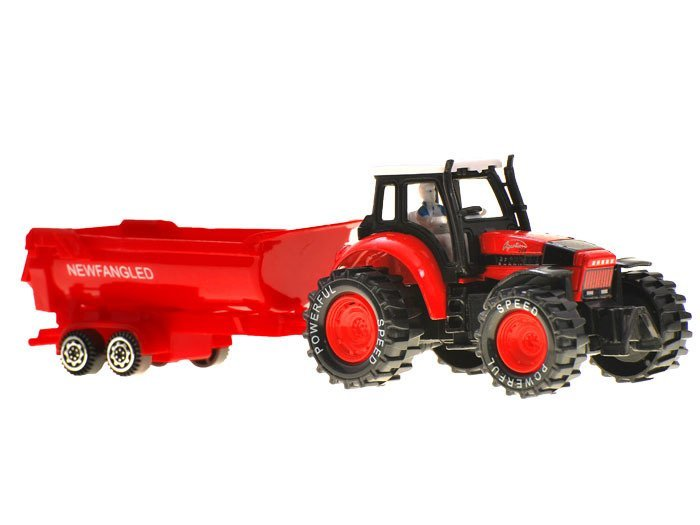 Tractor Toys For Boys : Tractor trailer toy za toys cars tractors