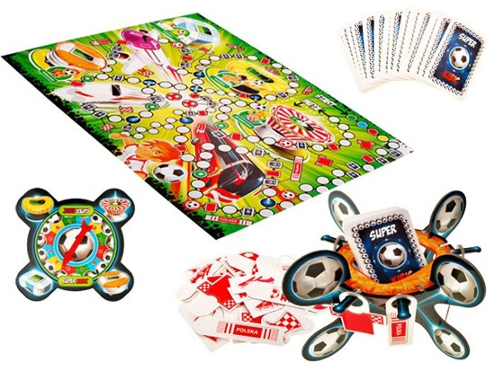 Board Game of Emotions Superfan GR0193