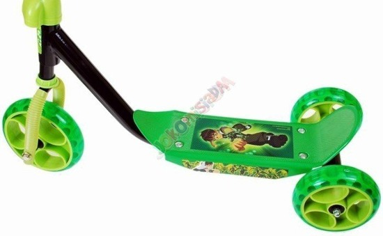 3-wheel scooter Ben 10 SP0047