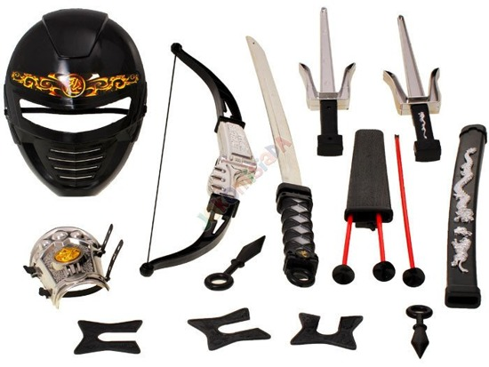 A new set of accessories for NINJA ZA0473