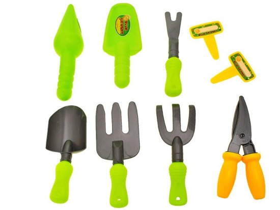 A set of garden tools for the gardener ZA1474