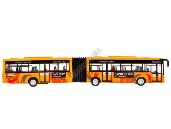 Articulated bus city lights MODEL ZA1511