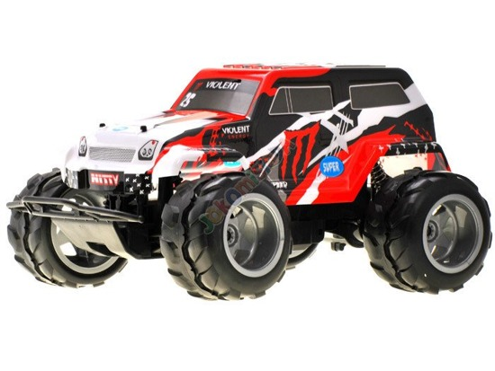 Auto Monster Truck FC118 large scale 1:10 RC0351