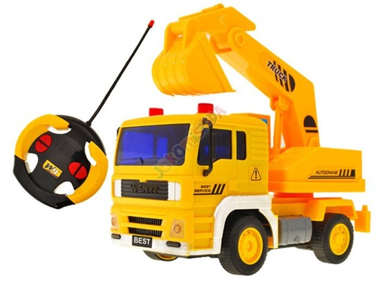 Auto excavator garbage guard helm. remote control RC0334