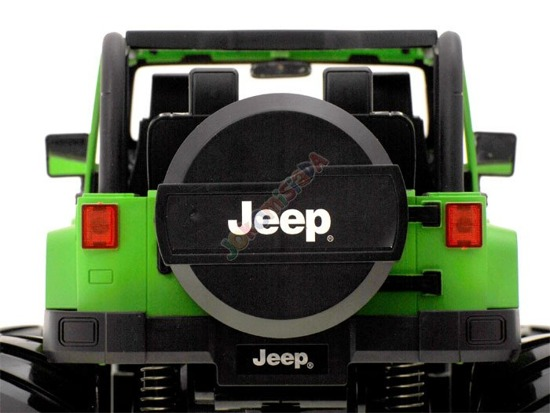 Auto off-road Jeep Wrangler OPENED the door RC0327