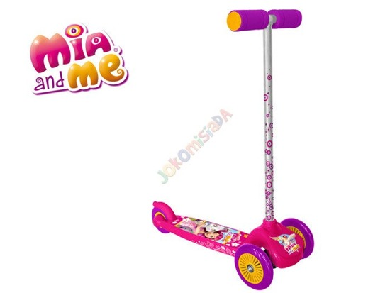 Balancing scooter up to 50kg 3 wheel Mia & Me SP0310