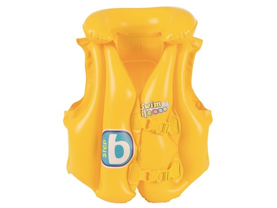 Bestway inflatable vest for swimming 32034