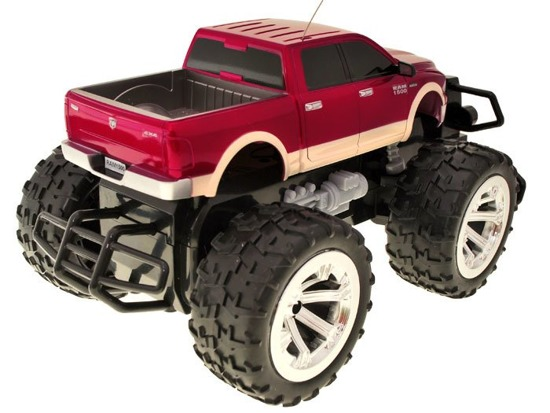 Big car Dodge Off Road RC PICK-UP RC0377