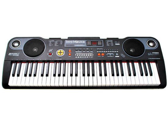 Black bodies MQ860USB Keyboard microphone IN0072