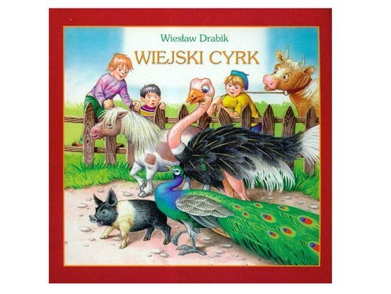 Cheerful Book rhymed tale W. Drabik KS 0008