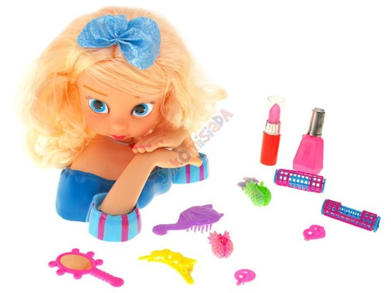 Combing fairy doll to doll for combing ZA1073