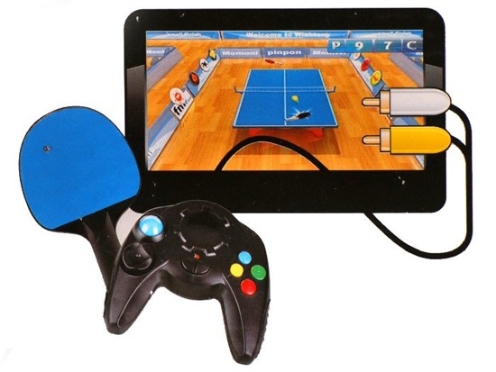 Console Joystick Game ELECTRONIC TV USB GR0217